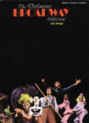The Definitive Broadway Collection: 142 Songs - Definitive Collection S. (Paperback)