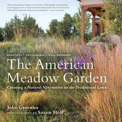 The American Meadow Garden (Hardback)
