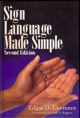 Sign Language Made Simple (Hardback)