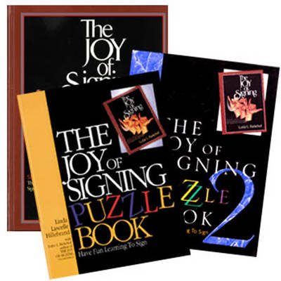Joy of Signing Complete Learning Package (Hardback)
