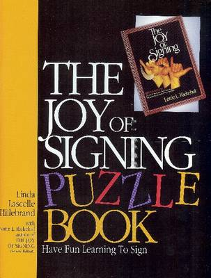 Joy of Signing Puzzle: Book 1 (Paperback)