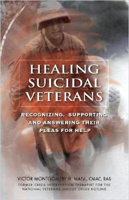 Healing Suicidal Veterans: Recognizing, Supporting and Answering Their Pleas for Help (Paperback)