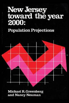 New Jersey toward the Year 2000 (Paperback)