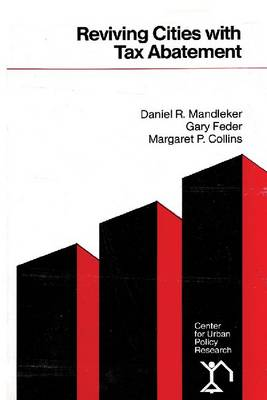 Reviving Cities Tax Abatement (Paperback)