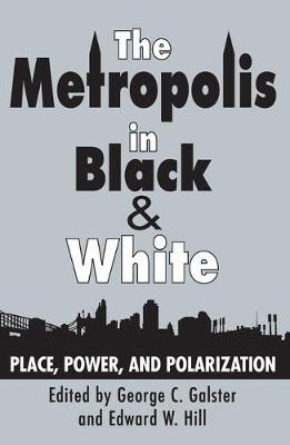 The Metropolis in Black and White: Place, Power and Polarization (Paperback)