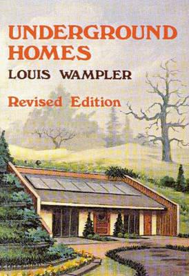 Underground Homes (Paperback)