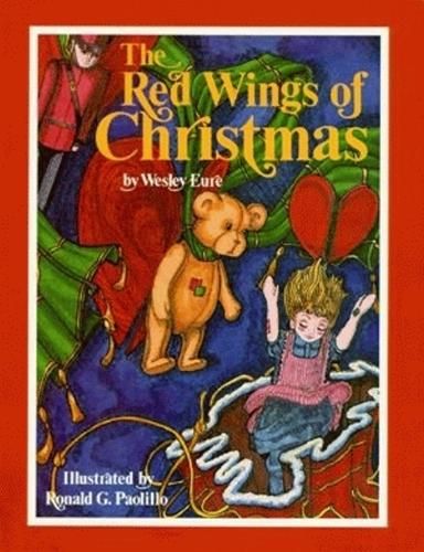 Red Wings of Christmas, The (Hardback)