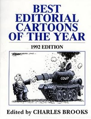 Best Editorial Cartoons of the Year: 1993 Edition (Paperback)