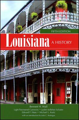 Louisiana: A History (Paperback)
