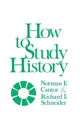 How to Study History (Paperback)