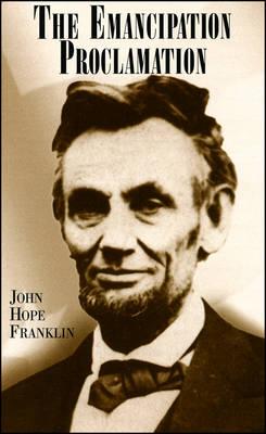 The Emancipation Proclamation (Paperback)