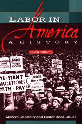 Labor in America: A History (Paperback)