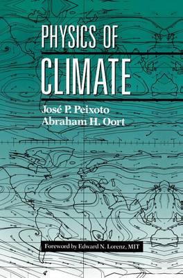 Physics of Climate (Hardback)