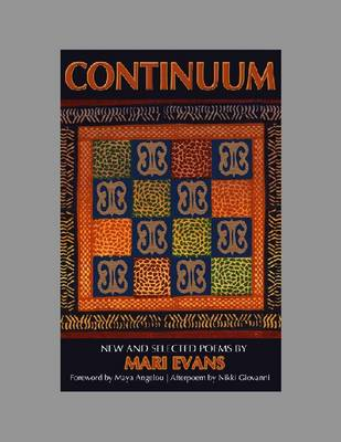 Continuum: New and Selected Poems (Paperback)