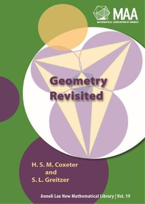 Geometry Revisited - Mathematical Association of America Textbooks 19 (Paperback)