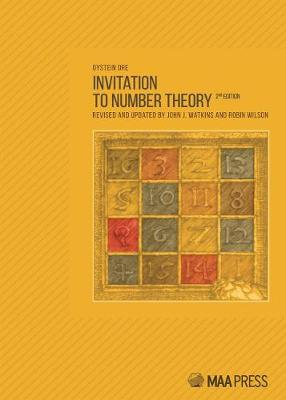 Invitation to Number Theory - Anneli Lax New Mathematical Library (Paperback)