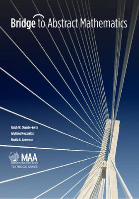 Bridge to Abstract Mathematics - Mathematical Association of America Textbooks (Hardback)