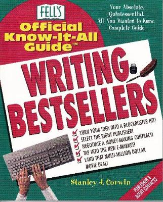 Fell's Guide to Writing Bestsellers: A Fell's Official Know-It-All Guide (Paperback)