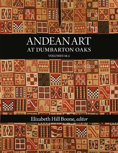 Andean Art at Dumbarton Oaks (Hardback)