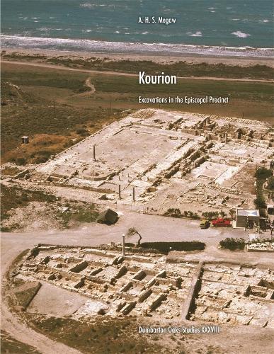 Kourion - Excavations in the Episcopal Precinct (Hardback)