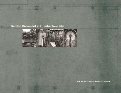 Garden Ornament at Dumbarton Oaks (Paperback)
