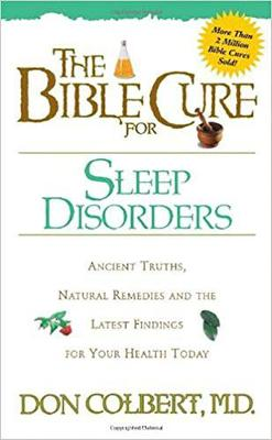 Bible Cure For Sleep Disorders, The (Paperback)
