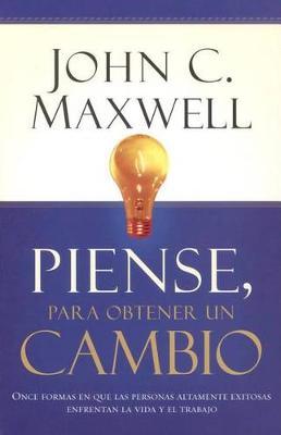Piense Para Obtener Un Cambio (Paperback)