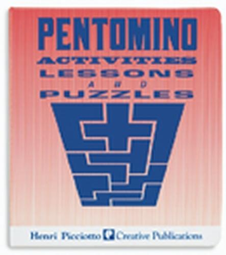 Pentomino Activities, Lessons, and Puzzles Binder (Paperback)