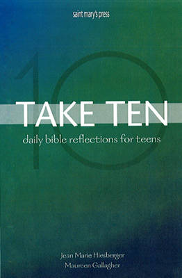 Take Ten: Daily Bible Reflections for Teens (Paperback)