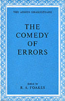Comedy of Errors (Paperback)