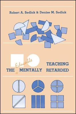 Teaching the Educable Mentally Retarded - SUNY Series in Special Education (Paperback)