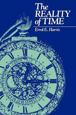 The Reality of Time - SUNY Series in Philosophy (Paperback)