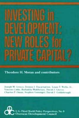 Investing in Development: New Roles for Private Capital? (Hardback)