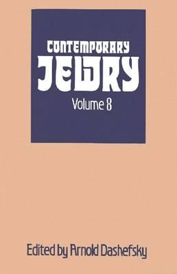 Contemporary Jewry: Volume 8 (Hardback)