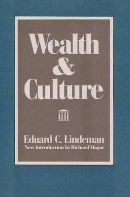 Wealth and Culture (Hardback)