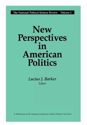 New Perspectives in American Politics (Paperback)