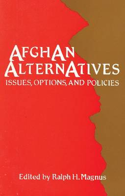Afghan Alternatives (Paperback)