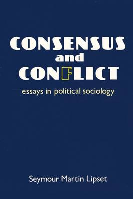 Consensus and Conflict (Paperback)