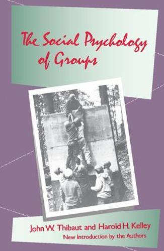 The Social Psychology of Groups (Paperback)