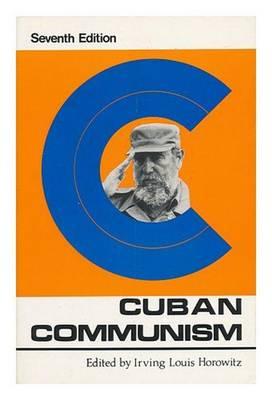 Cuban Communism (Paperback)