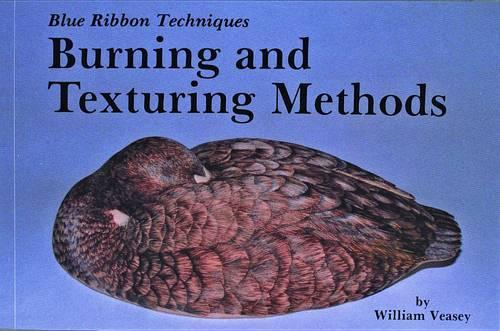 Blue Ribbon Techniques: Burning and Texturing Methods (Paperback)