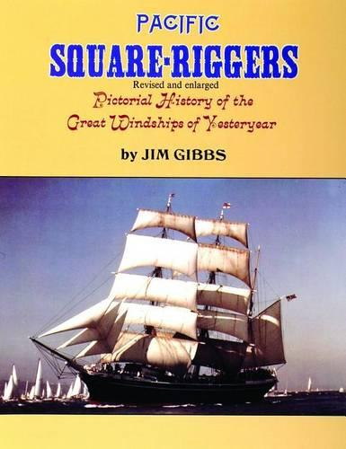 Pacific Square-Riggers (Paperback)