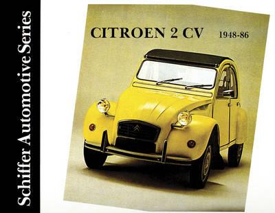 Citroeen 2CV 1948-1986 (Hardback)