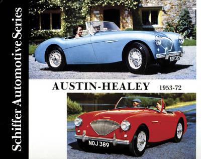 Austin-Healey 1953-1972 (Hardback)