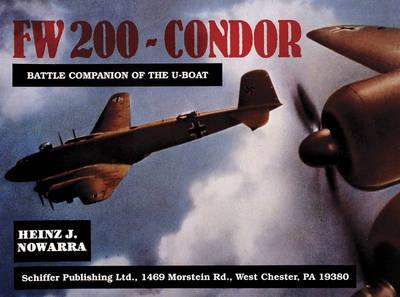 Focke-Wulf Fw 200 Condor (Paperback)