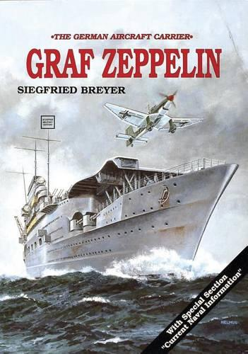 Aircraft Carrier: Graf Zeppelin (Paperback)