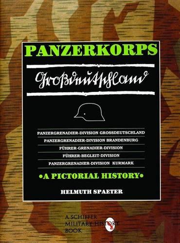 Panzerkorps GroAdeutschland (Hardback)