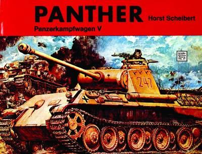 The Panther: Panzerkampfwagen 5 (Paperback)
