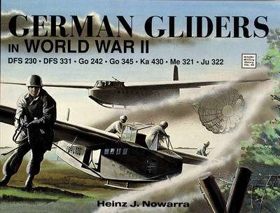 German Gliders in WWII (Paperback)
