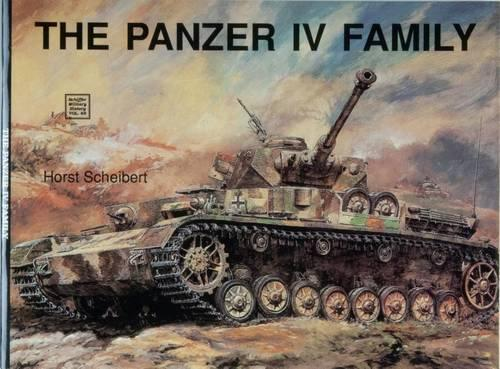 The Panzer IV Family (Paperback)